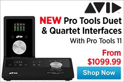 MF MD DR AVID Pro Tools DuetQuartet Interfaces 09-19-14