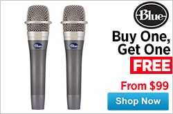MF MD DR Blue Microphones enCORE BOGO 07-01-15