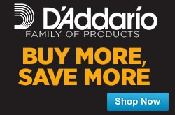MF MD DR DAddario Buy More Save More 11-14-14