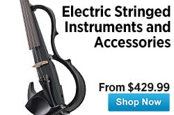 MF MD DR Electric Stringed Instruments and Accessories 07-25-14