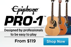 MF MD DR Epiphone Pro 1 Series 11-26-14