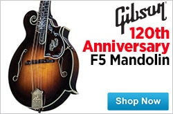 MF MD DR Gibson 120th Anniversary F5 Mandolin  06-26-15