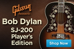 MF MD DR Gibson Bob Dylan SJ200 12-21-14