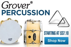 MF MD DR Grover Percussion 05-16-13