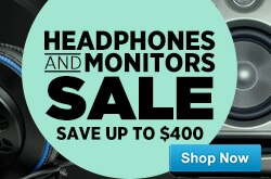 MF MD DR Headphones and Monitor Sale 05-22-15