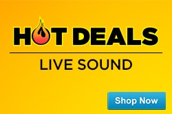 MF MD DR Hot Deals for Live Sound 12-22-15