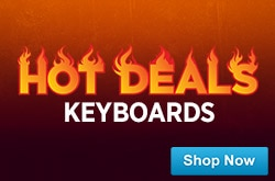 MF MD DR Hot Deals KEYBOARDS 08-29-14