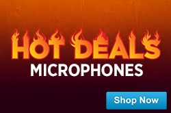 MF MD DR Hot Deals Microphones 09-26-14