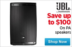 MF MD DR JBL Speaker Sale 05-15-15