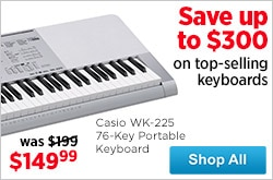 MF MD DR Keyboard Sale 10-26-14