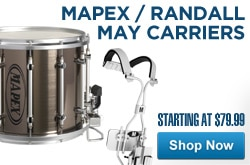 MF MD DR Mapex & Randall May Carriers 05-16-13