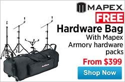 MF MD DR Mapex Free Hardware Bag 05-01-15