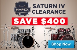 MF MD DR Mapex Saturn IV Blowout 07-31-15