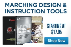 MF MD DR Marching Design & Instruction Tools 05-16-13