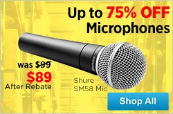 MF MD DR Microphone Sale 12-19-14