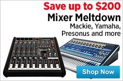 MF MD DR Mixer Meltdown 01-23-15