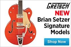 MF MD DR NEW Gretsch Brian Setzer Signature models 01-23-15
