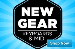 MF MD DR New Gear Keyboards MIDI 01-22-16