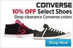 MF MD DR Save on Select Converse Shoes 05-15-15