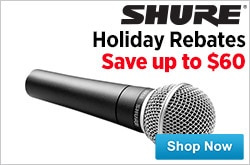 MF MD DR Shure Holiday Rebates 11-21-14