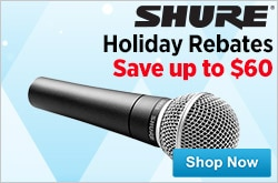 MF MD DR Shure Holiday Rebates 12-12-14