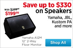MF MD DR Speaker Sale 07-31-15