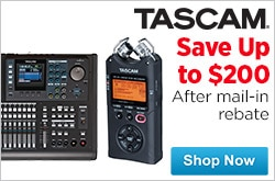MF MD DR Tascam Rebates 08-29-14