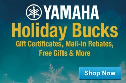 MF MD DR Yamaha Acoustic Guitars Holiday Bucks 11-21-14