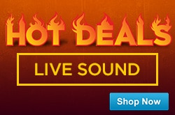MF MD DR Hot Deals Live Sound 4-28-16