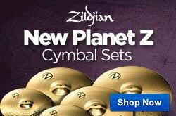 MF MD DR Zildjian Cymbals 9-30-16