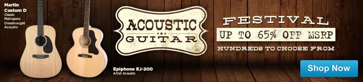MF MD DT Acoustic Festival 11-21-14