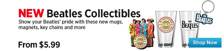 MF MD DT Beatles Collectibles 09-17-14