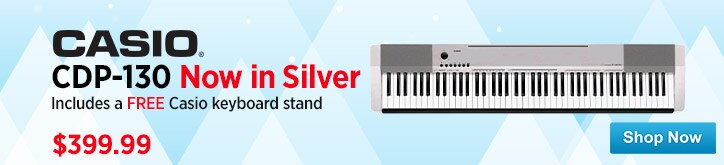MF MD DT CDP130 Now Available In Silver 12-12-14