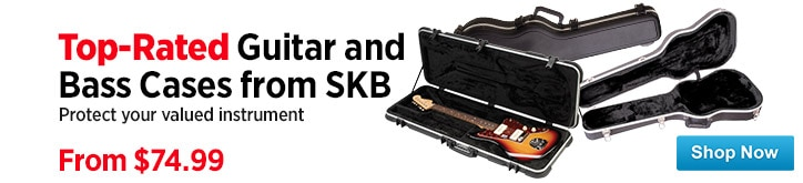 MF MD DT Customer Top Rated Guitar and Bass Cases from SKB 01-09-15