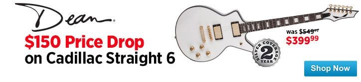 MF MD DT Dean Cadillac Straight 6 Closeout 09-19-14