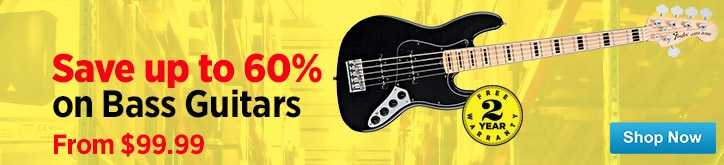 MF MD DT Electric Bass Warehouse Sale 12-28-14