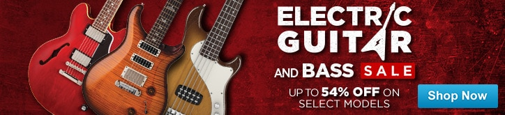 MF MD DT Electric Guitar Sale 03-27-15
