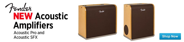 MF MD DT Fender Acoustic Amps 10-07-15
