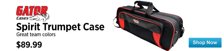MF MD DT Gator Spirit Trumpet Case 01-09-15
