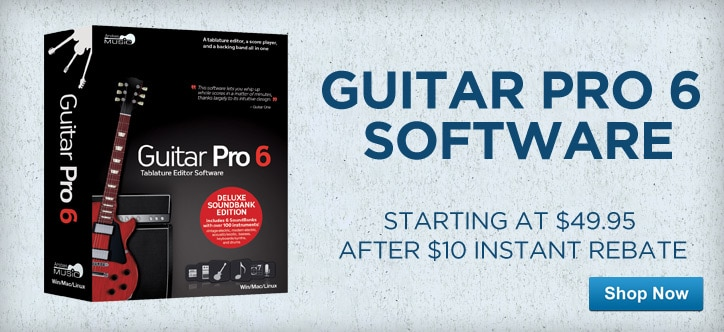 MF MD DT Guitar Pro 6 Software 05-15-13