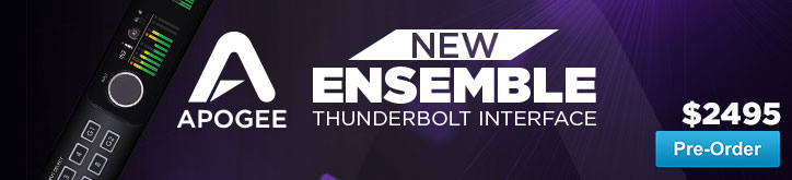 MF MD DT Introducing Apogee Ensemble Thunderbolt 10-17-14