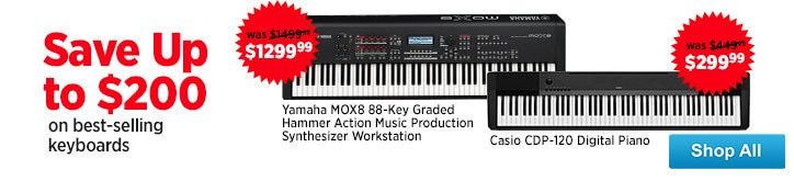 MF MD DT Keyboard Sale 08-15-14