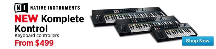 MF MD DT Komplete Kontrol Keyboard Controllers 10-10-14