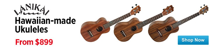 MF MD DT Lanikai Hawaiian made Ukuleles 05-01-15