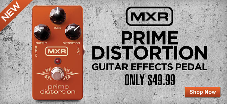 MF MD DT MXR Prime Distortion 05-21-13