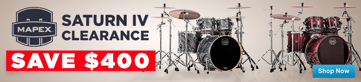 MF MD DT Mapex Saturn IV Blowout 07-23-15