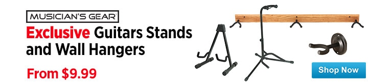 MF MD DT Musicians Gear Guitar StandsWall Hangers 04-16-15