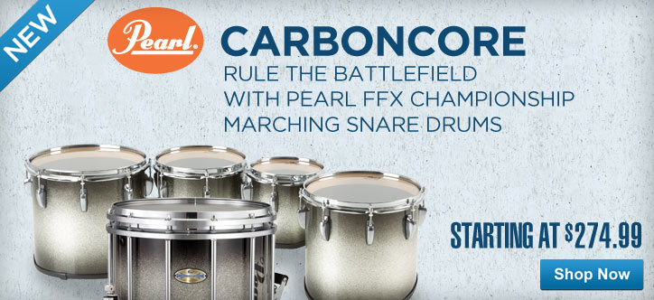 MF MD DT Pearl CarbonCore 05-16-13