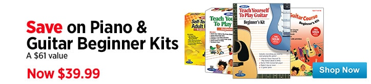 MF MD DT PianoGuitar Beginner Kits 03-13-15