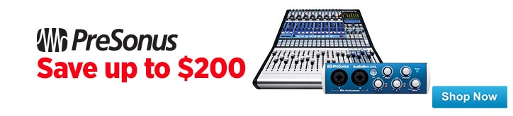 MF MD DT PreSonus StudioLive Digital Mixers 12-19-14